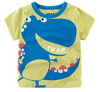 """Детская футболка с принтом """"Дракон"""""""