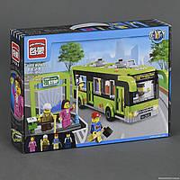 Конструктор BRIK Автобус