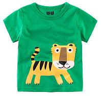 """Детская футболка с принтом """"Тигр"""""""