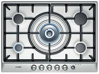 Варочная поверхность газовая Bosch PCQ 715M90 E
