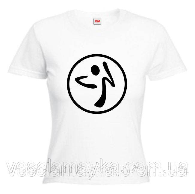 "Футболка ""Zumba (Лого)"""