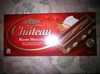 Шоколад Chateau Rahm Mandel, 200г, Германия