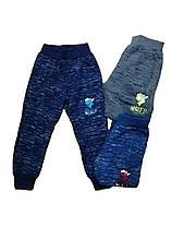 Штаны  для мальчиков спортивные утеплённые Sincere, размеры 80-110, арт. LL-2150