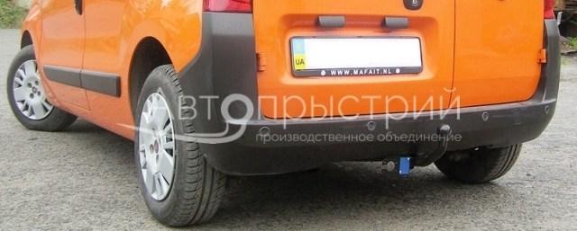 Фаркоп Пежо Биппер Peugeot Bipper