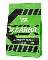 Углеводы UNS X-CARBO (1000 g)