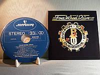 CD диск Bachman-Turner Overdrive - Four Wheel Drive, фото 1
