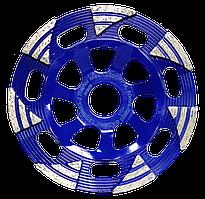 Алмазная фреза для бетона Distar ФАТ-С RAPTOR (125/22,23-7)