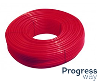 Труба для теплого пола Grufell PE-Pert Oxygen Barrier 16х2 (Германия) 2 -слойная
