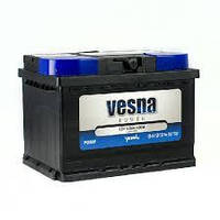 Акумулятор 100Ah/12v Vesna Premium Euro (0) (низький)