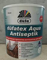 Дюфа Дюфатекс Аква антисептик цветная пропитка (10л)
