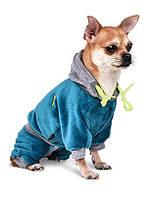 Комбинезон Pet Fashion Плюш  XS ( 23-26см ) для собак , фото 1