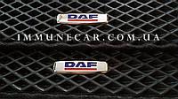 EVA ковры в кабину для DAF