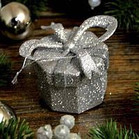 Новогоднее украшение «Подарок » 8 шт 108S