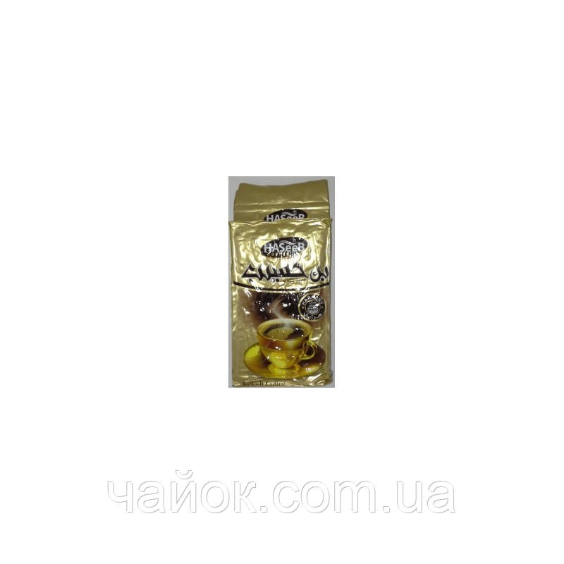 Кофе Хасиб 200 грамм молотый с кардамоном 35%