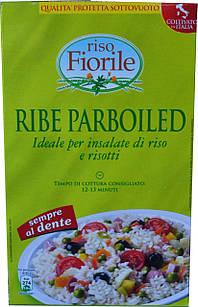 Рис пропаренный Riso Ribe Parboiled Fiorile, Италия 1 кг.