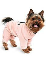 """Комбинезон Pet Fashion """"Гламур""""  XS2 (26-28см)  для собак, фото 1"""