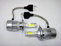 Светодиодные лампы H4 36W 6500K C6