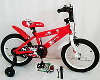 Велосипед двухколёсный Dynastar 16 дюймов