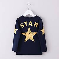 """Детская футболка с длинным рукавом """"STAR"""""""