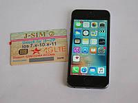 Apple iPhone 5S 16GB Space Grey Unlock