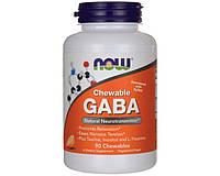 GABA Chewable 90 chewables orange