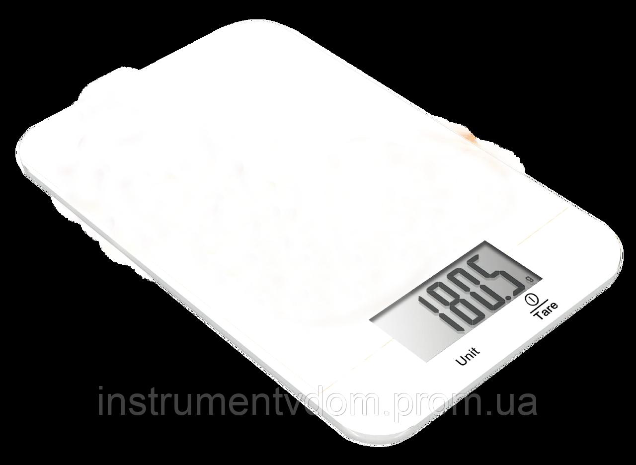 Весы кухонные GRUNHELM KES-1RW (до 5 кг)