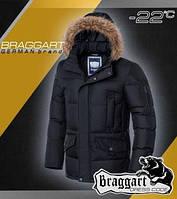 Элегантная мужская куртка Braggart