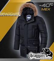 Мужская фабричная куртка Braggart