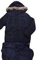 Куртки для мальчика на меху Nice Wear, размеры 8,10,12,16 лет, арт. G-23
