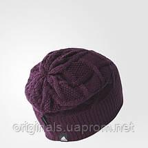 Теплая женская шапка Adidas Climaheat Lined BR9974, фото 2