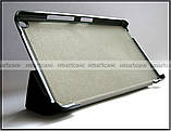 Витражное стекло чехол книжка ультратонкий Huawei Mediapad T3 8 KOB-L09, модель TFC + эко PU, фото 4