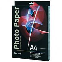 Глянцевая фотобумага tecno premium photo paper cb a4 180g 50 штук glossy (pg 180 a4 cp50)