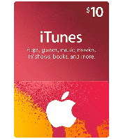 ITunes Gift Card 10$ (USA)