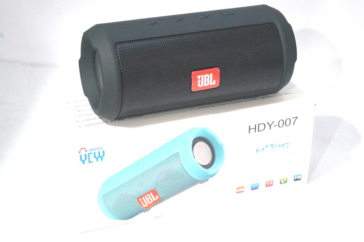 Портативная bluetooth колонка JBL HDY-007