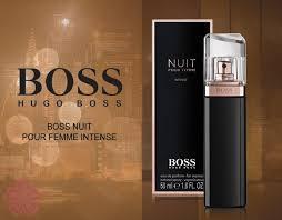 тестер без крышечки Hugo Boss Boss Nuit Femme Eau De Parfumхуго