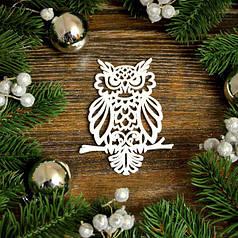 Новогоднее украшение «Сова »   100W