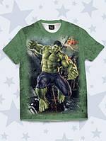 Футболка Hulk art