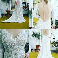 Свадебное платье рыбка или русалочка
