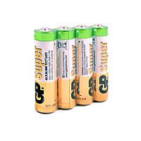 Батарейки GP SUPER LR03(AAA)