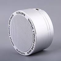 Мини-Колонка с подсветкой Bluetooth UBS-011 TF, USB для Android/ iPhone/ iPad/ iPod.
