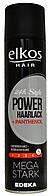 Лак для волос Elkos Power Haar Lack+Panthenol 5 400г.