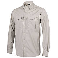 Рубашка тактическая Helikon-Tex® DEFENDER Mk2 Shirt long sleeve® - PolyCotton Ripstop - Хаки