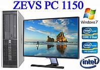 Отличный недорогой ПК ZEVS PC1150 + Программы