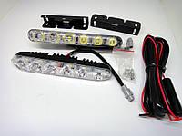 Дневные ходовые огни (DRL) LED D109T, фото 1