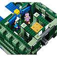 """Конструктор лего майнкрафт Аналог Lego Minecraft SY970 """"Подводный храм"""" 1144 дет, фото 9"""
