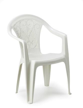 Кресло садовое Ole белое, фото 2