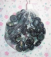 Декоративный стеклянный камень, Ева, фото 1