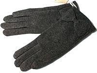 Перчатки трикотажные на меху сенсорные размер 8