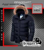 Мужская зимняя куртка Braggart с мехом