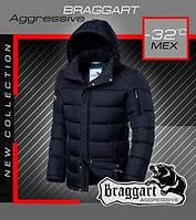 Зимняя мужская куртка Braggart мех